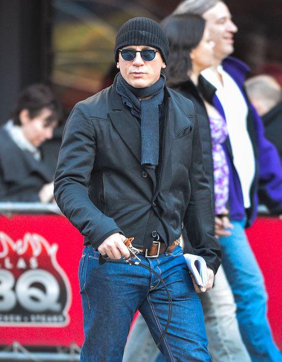 Jak Daniel Craig wygląda prywatnie? (FOTO)