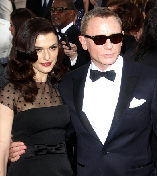 Daniel Craig Rachel Weisz Work Out Before Rehearsa Jpg Pictures to pin ...