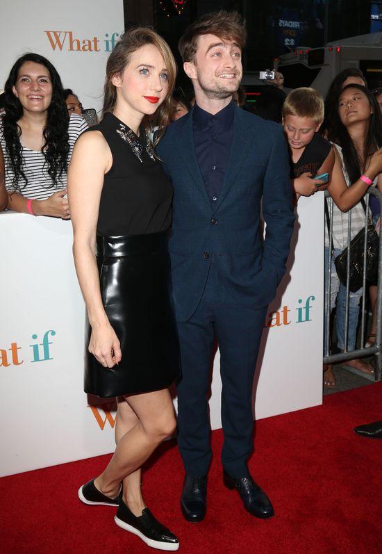 Co to za kobieta u boku Daniela Radcliffa? (FOTO)