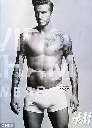 David Beckham znowu wypchał sobie majtki? (FOTO)