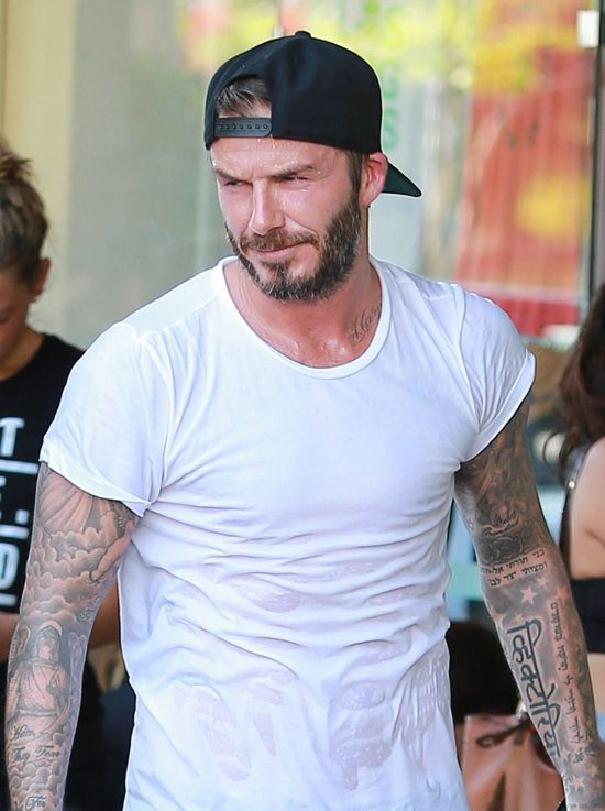 Davidzie Beckham, czy jest coś, co robisz źle?
