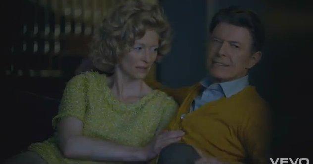 The Stars - nowy fantastyczny teledysk Davida Bowie