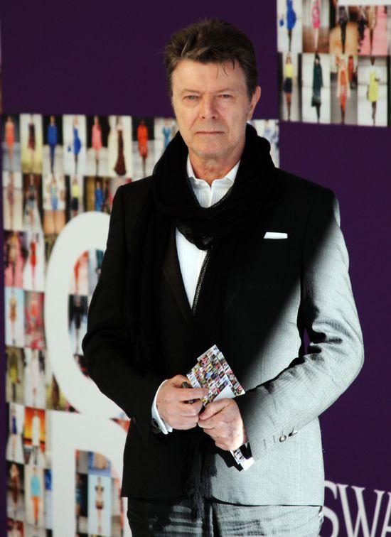 Zmarł David Bowie!