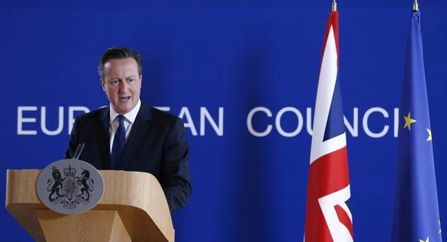 David Cameron do Andrzeja Dudy: Dobrze pan mówi po angielsku
