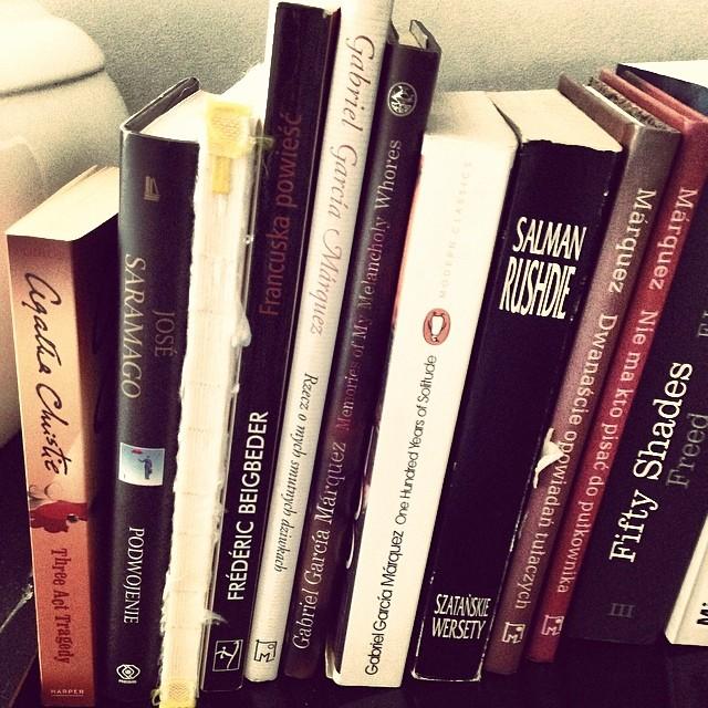 Co czyta Dawid Woliński? (FOTO)