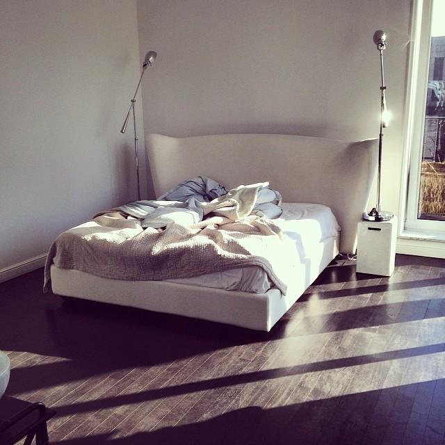 Dawid Woliński pokazał swoją sypialnię (FOTO)