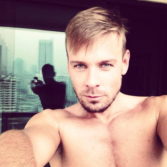 Dawid Woliński nadawałby się na modela (FOTO)
