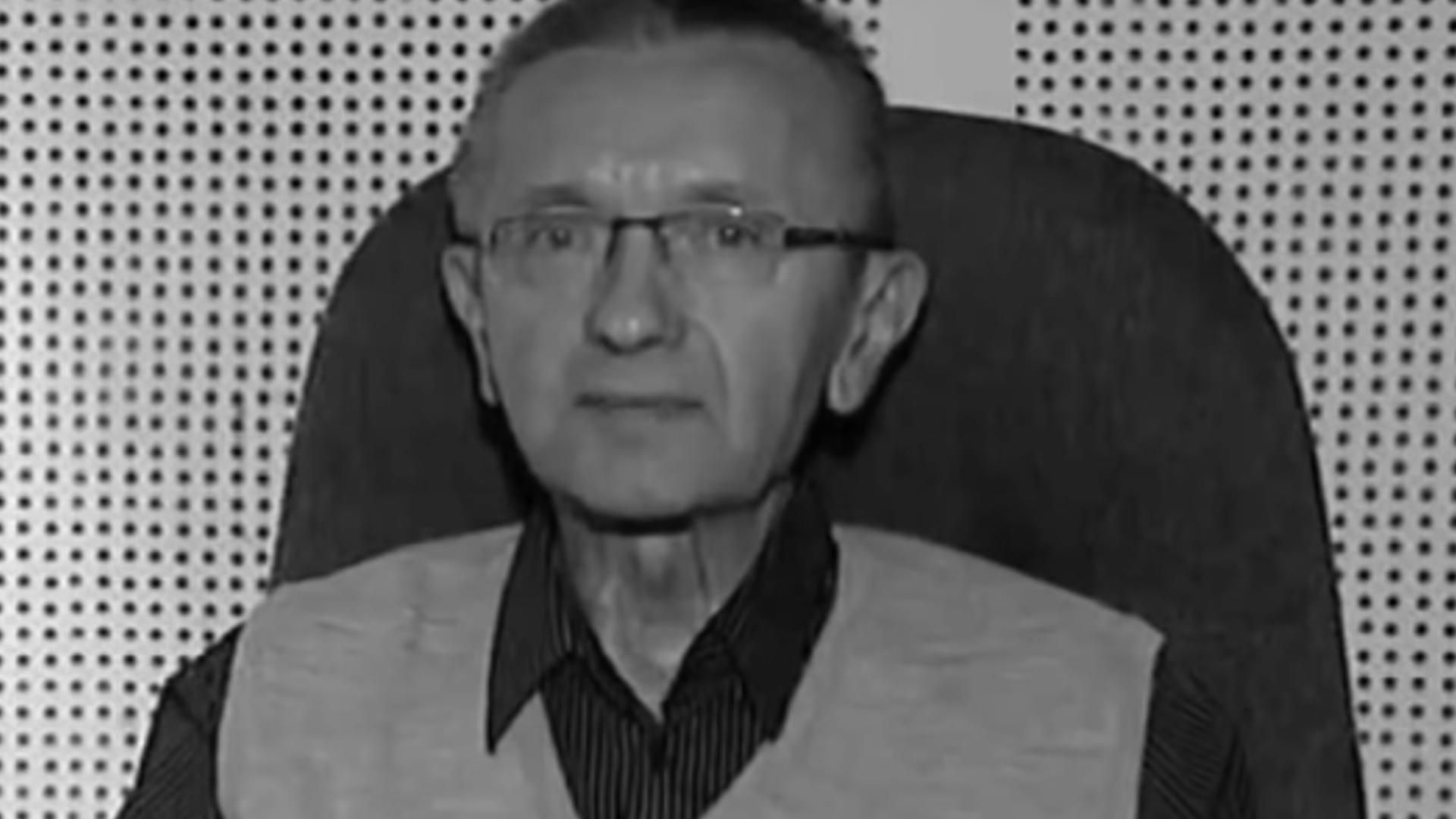 Nie żyje legendarny lektor, Janusz Kozioł