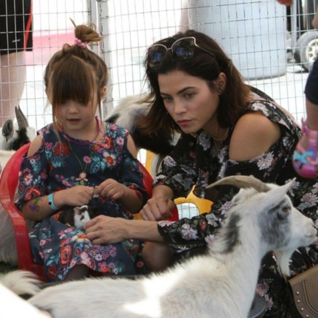 Jenna Dewan z córką