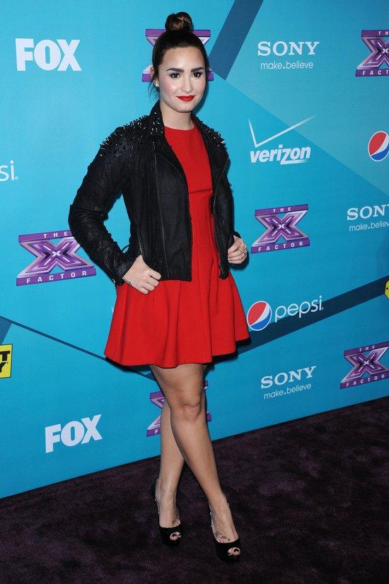 Party finalistów amerykańskiego X-Factor (FOTO)