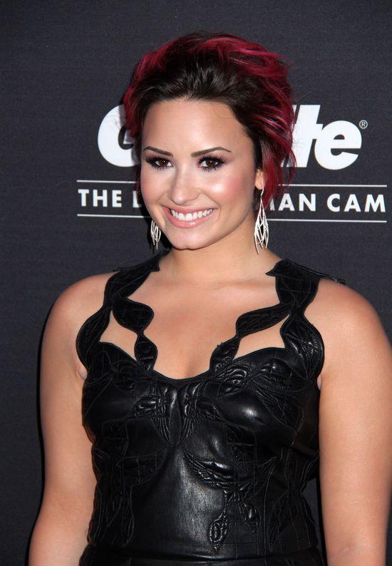 Co się stanie, gdy nazwiesz Demi Lovato grubą? (FOTO)