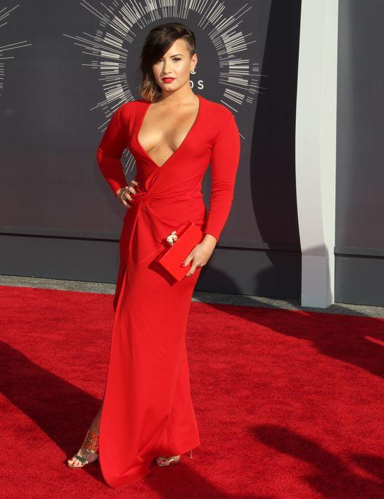 Demi Lovato chce nam powiedzieć coś o swojej pupie