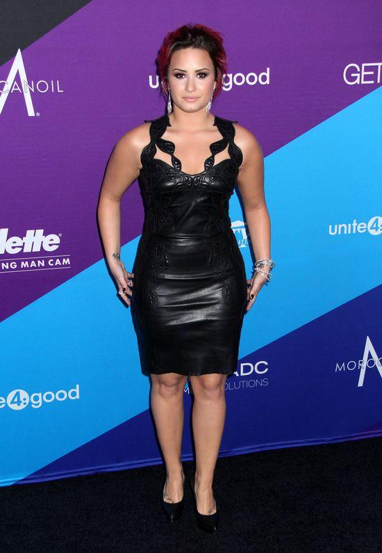 Demi Lovato o swojej walce z bulimią