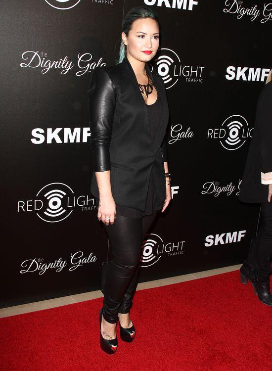 Demi Lovato: Kocham styl Kristen Stewart!