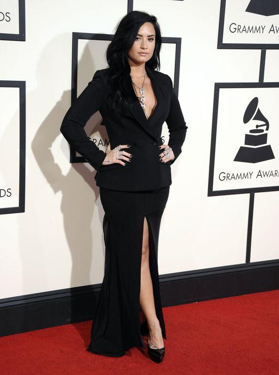 Demi Lovato o swoi wyst�pie: TO BY�O STRASZNE