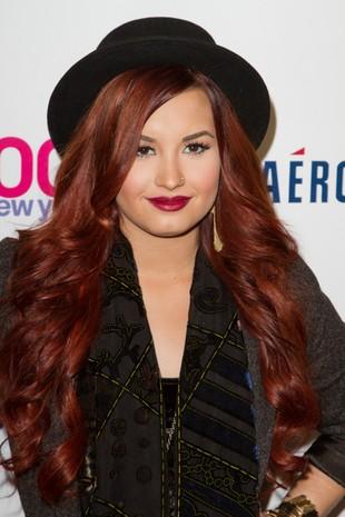 Glamour odchudził Demi Lovato? (FOTO)