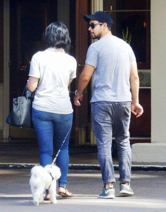 Szok! Demi Lovato rozstała się z Wilmerem Valderramą