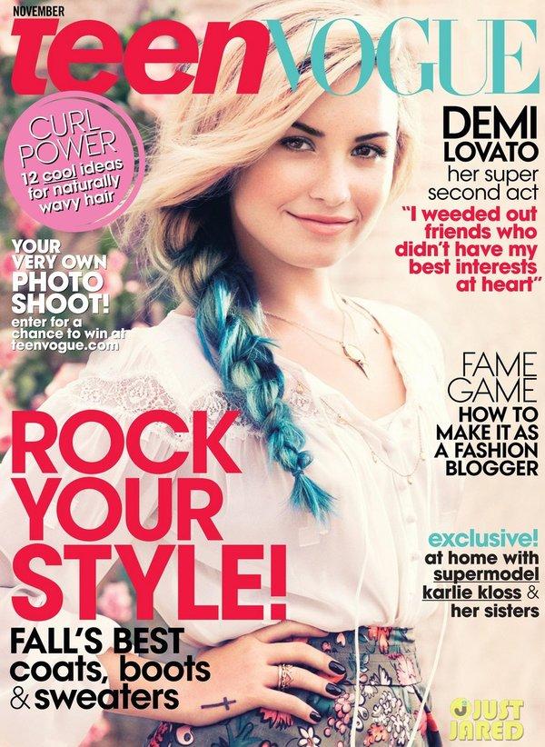 Demi Lovato: Z nikim się nie spotykam