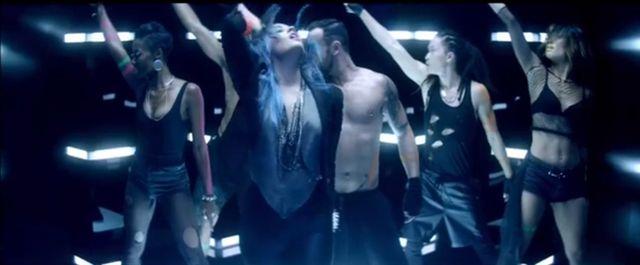 Demi Lovato też jest naga w najnowszym teledysku? (VIDEO)