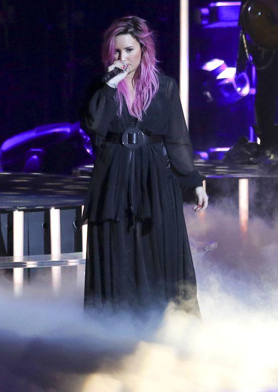 Demi Lovato przytyła? (FOTO)