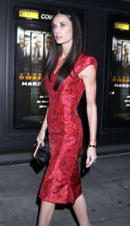 Córki Demi Moore zerwały kontakt z matką