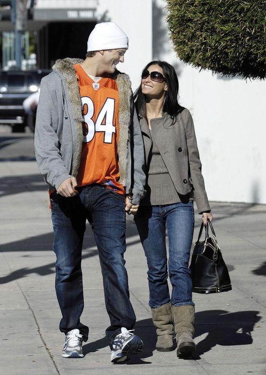 Jak Demi Moore zareagowała na wieść o ciąży Mili Kunis?