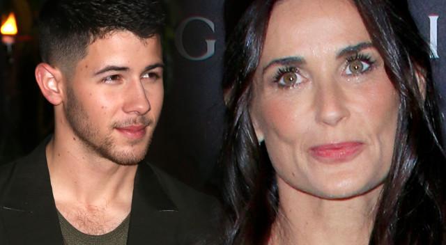 Demi Moore spotyka się z 30 lat młodszym Nickiem Jonasem? Poznała ich jej córka