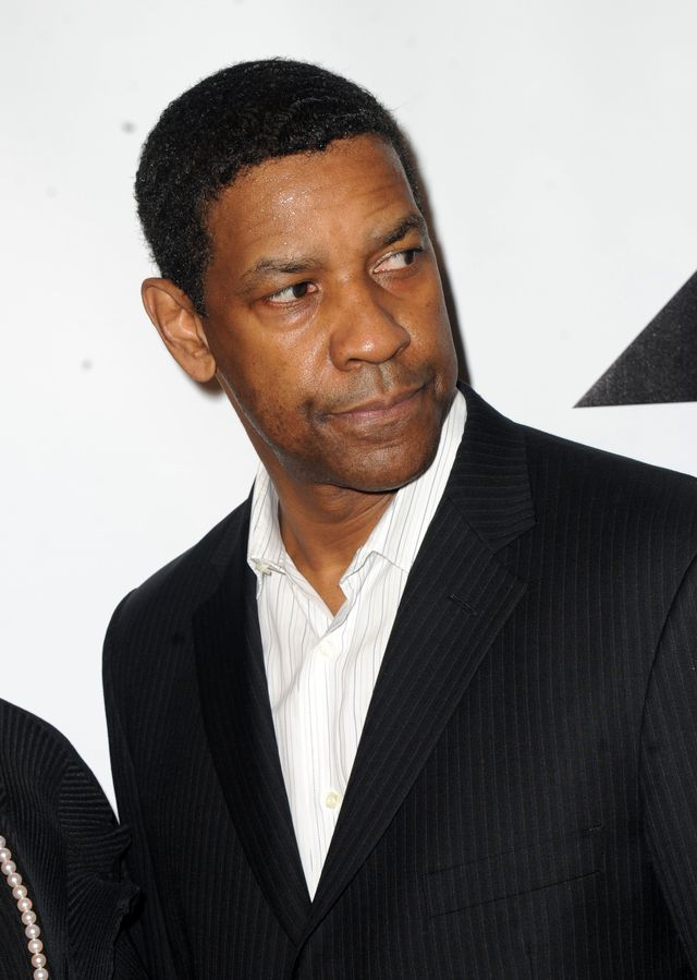 Denzel Washington na detoksie