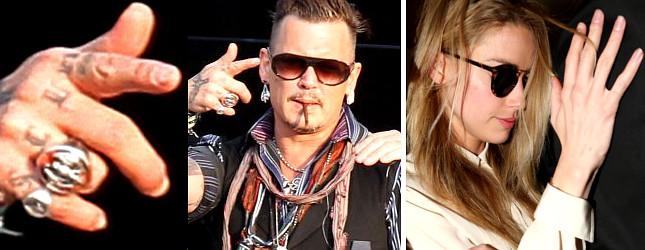 SZOKUJĄCE zdjęcie – Johnny Depp OBCIĄŁ sobie kawałek palca w ataku szału?