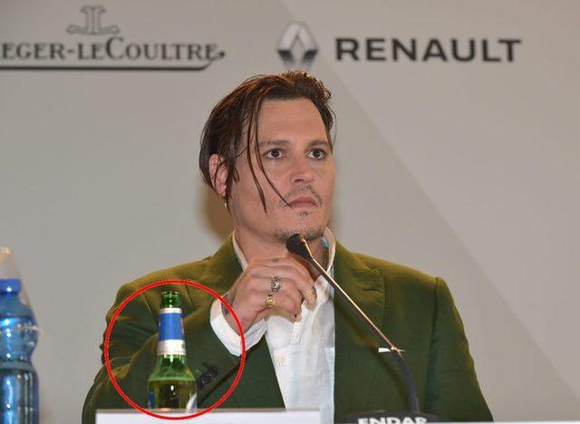 To zdjęcie podsyciło plotki o kłopotach Johnny'ego Deppa