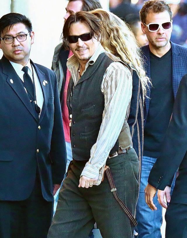 Depp i Heard dobrali się bezbłędnie! (FOTO)