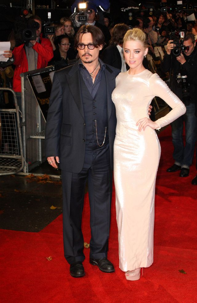 Johnny Depp i Amber Heard już wysyłają zaproszenia na ślub