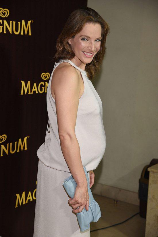 Ile Anna Dereszowska przytyła w ciąży?