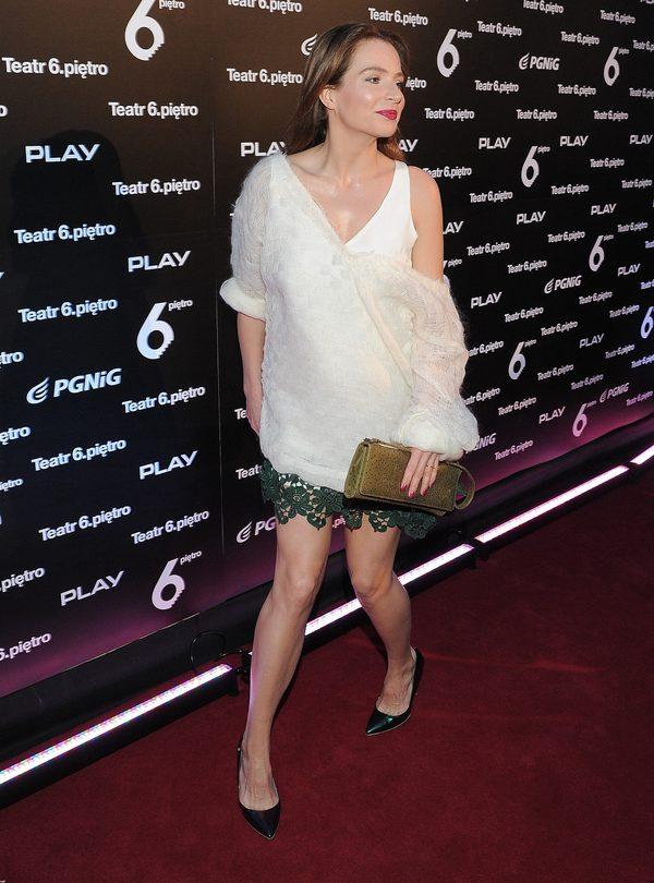 Anna Dereszowska w HOT Moda: Jestem uzależniona od...