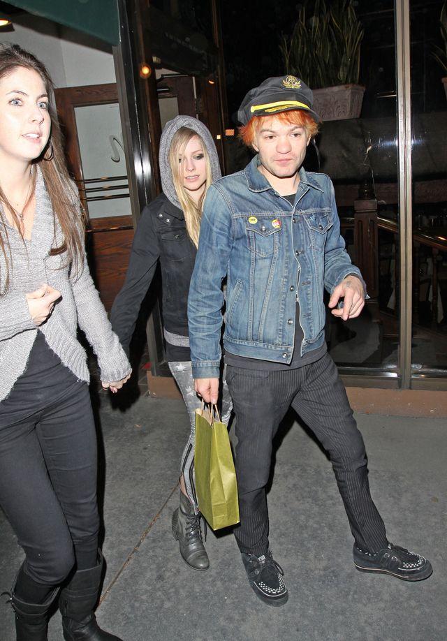 Były mąż Avril Lavigne umrze, jeśli nie przestanie pić