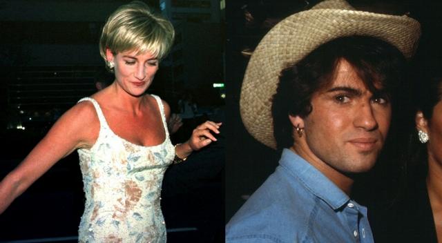 Czy księżna Diana SYPIAŁA z Georgem Michaelem?