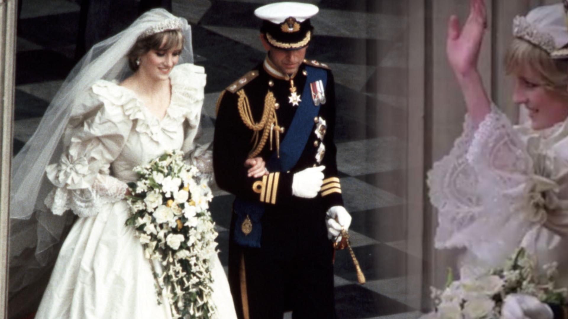 Co się stało z legendarną suknią księżnej Diany?
