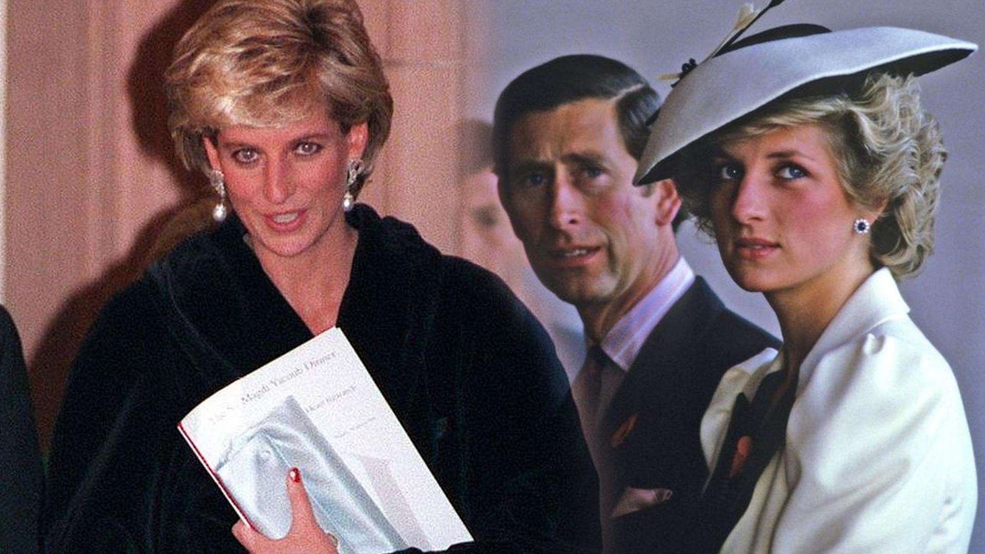 Diana przygotowała dla Karola prezent na święta – jego reakcja była OKRUTNA