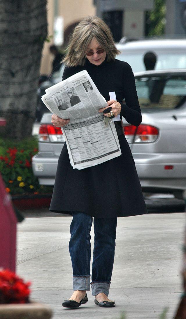 Nie uwierzycie, ile kalorii przyjmowała Diane Keaton