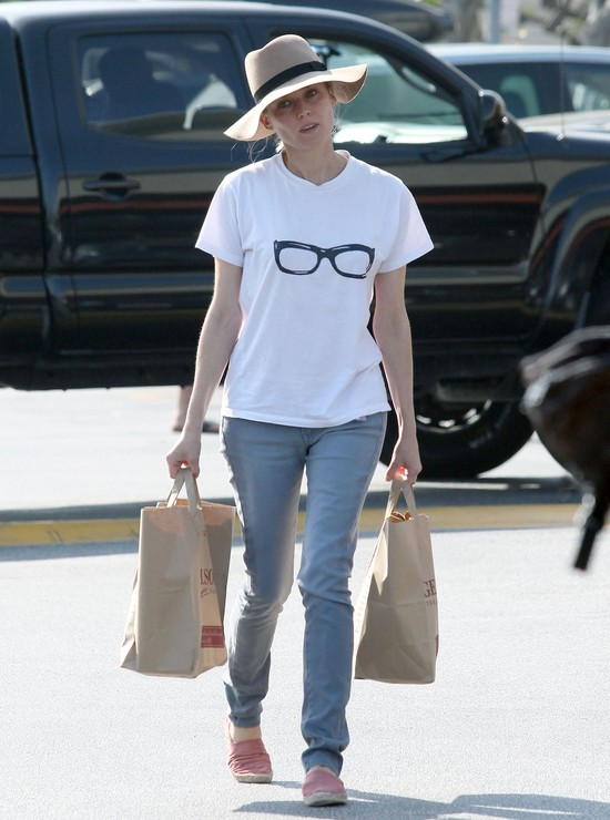 Jak wygl�da codzienna Diane Kruger? (FOTO)