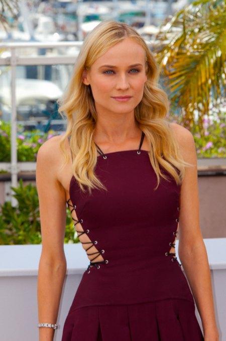 Seksowna Diane Kruger na Festiwalu w Cannes (FOTO)
