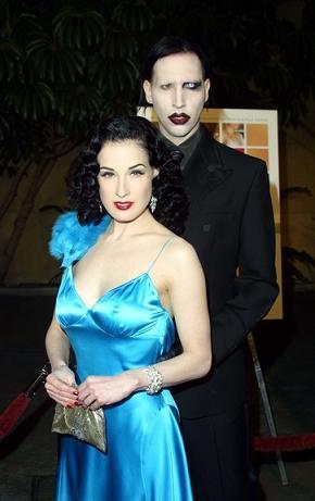 Dita i Marilyn oficjalnie rozwiedzeni