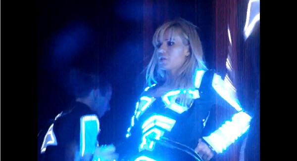 Doda wściekła na koncercie (VIDEO)