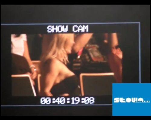 Doda pokazała nagie piersi na koncercie Aerosmith (FOTO)