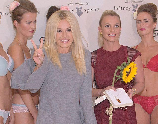 O czym Doda rozmawiała z Britney Spears na backstage'u?