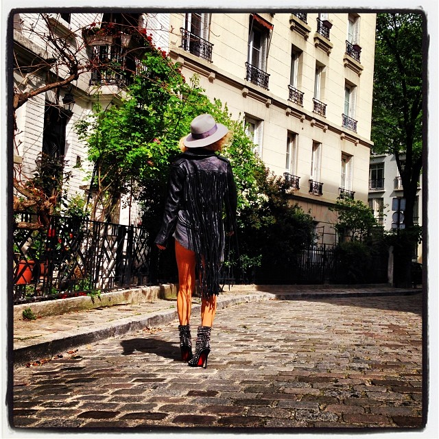 Paryski szyk Dody (FOTO)