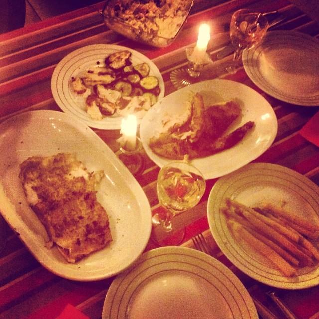 Doda przygotowała romantyczną kolację przy świecach (FOTO)