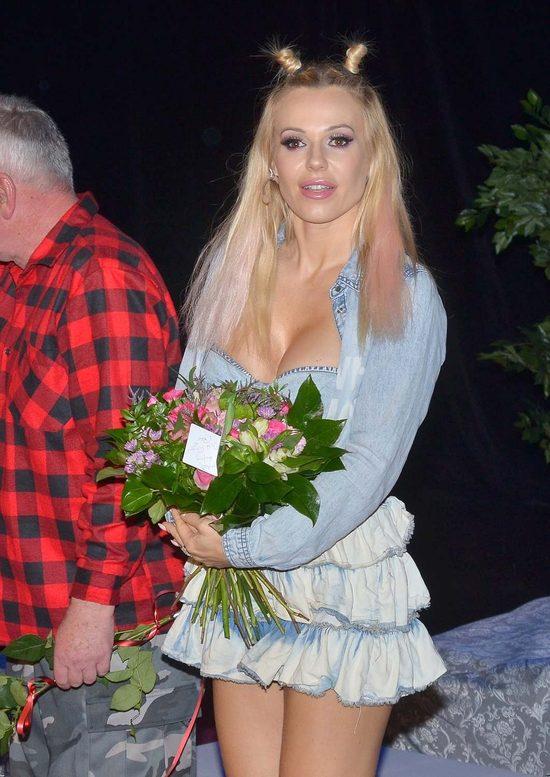 Co pokazała Doda na premierze w teatrze IMKA? (FOTO)