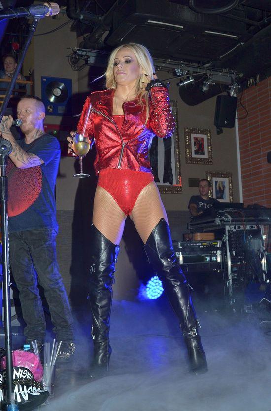 Tego kostiumu mogłaby jej pozazdrościć Britney Spears (FOTO)
