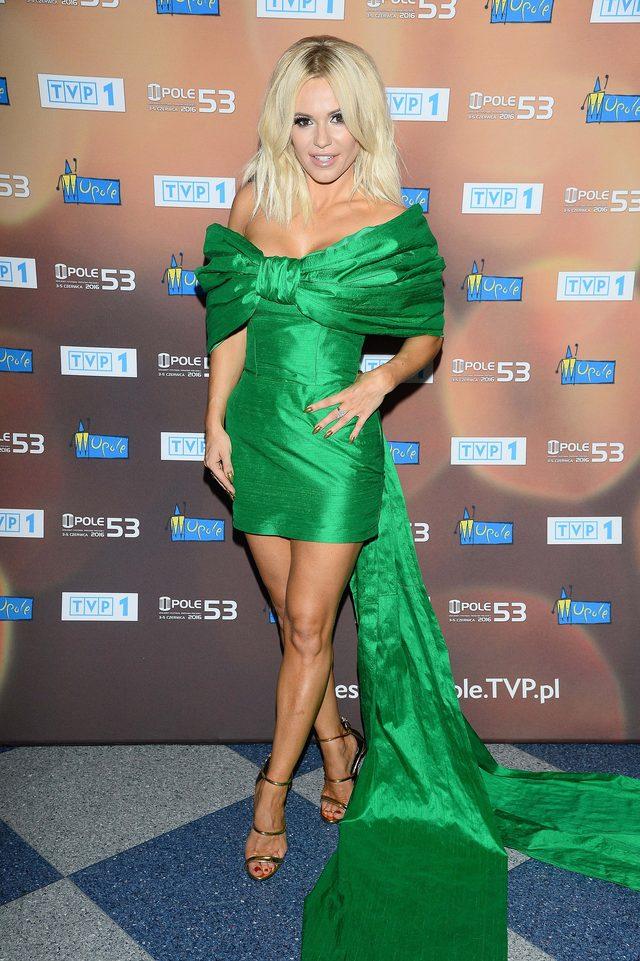 Doda dała show na Festiwalu w Opolu (FOTO)